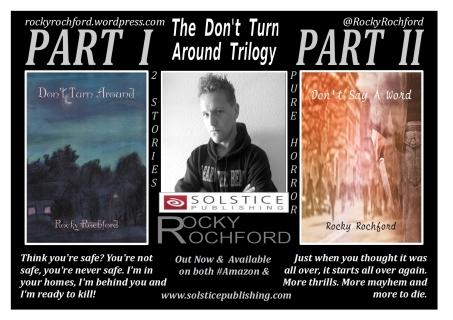 Don't Turn Around Trilogy